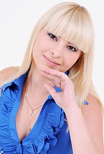 Ukrainian girl Yulia,27 years old with brown eyes and blonde hair.