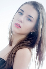Ukrainian girl Katia,21 years old with green eyes and light brown hair.