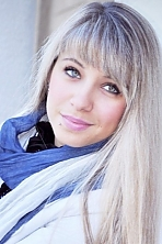 Ukrainian girl Diana,28 years old with blue eyes and blonde hair.