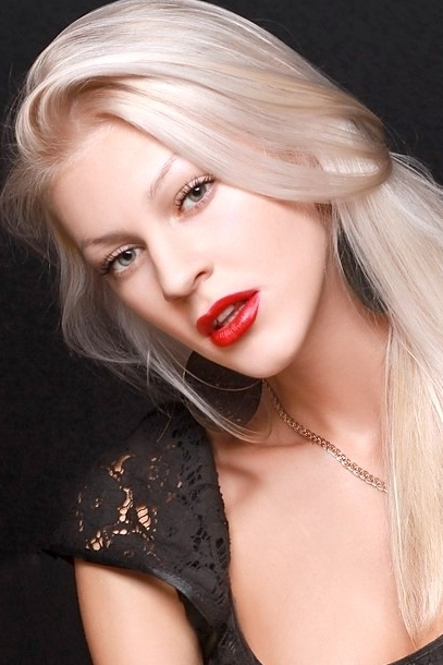 Ukrainian girl Mariya,25 years old with blue eyes and blonde hair.