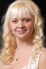 Ukrainian girl Natalia,40 years old with blue eyes and blonde hair.