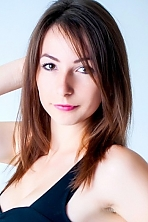 Ukrainian girl Ludmila,23 years old with brown eyes and dark brown hair.