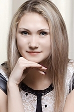 Ukrainian girl Lera,21 years old with green eyes and blonde hair.