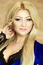 Ukrainian girl Anna,27 years old with  eyes and  hair.