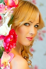 Ukrainian girl Marina,36 years old with  eyes and  hair.