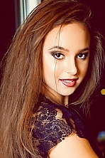 Moldovan girl Slava,21 years old with brown eyes and light brown hair.