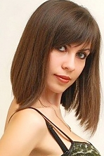 Ukrainian girl Aliona,27 years old with grey eyes and light brown hair.