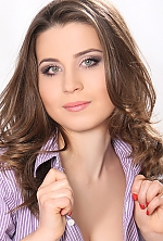 Ukrainian girl Natalia,25 years old with green eyes and light brown hair.