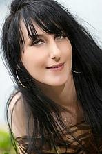 Ukrainian girl Nataliya,39 years old with black eyes and black hair.