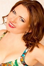 Ukrainian girl Marina,34 years old with blue eyes and light brown hair.