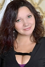 Ukrainian girl Nataliya,42 years old with  eyes and  hair.