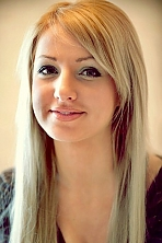Ukrainian girl Ekaterina,26 years old with green eyes and blonde hair.