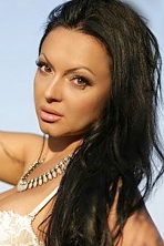 Ukrainian girl Elena,38 years old with brown eyes and black hair.
