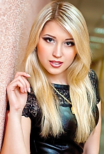Ukrainian girl Julia,22 years old with green eyes and blonde hair.