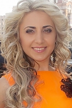 Ukrainian girl Svetlana,29 years old with green eyes and blonde hair.