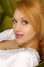 Ukrainian girl Elena,40 years old with  eyes and  hair.