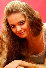 Ukrainian girl Juliya,24 years old with grey eyes and light brown hair.