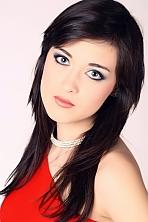 Ukrainian girl Uliya,24 years old with blue eyes and dark brown hair.