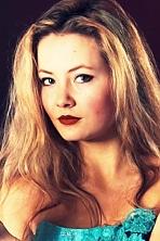 Ukrainian girl Natalia,23 years old with grey eyes and blonde hair.