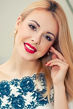 Ukrainian girl Christina,21 years old with brown eyes and blonde hair.