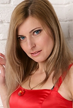 Ukrainian girl Ludmila,36 years old with blue eyes and blonde hair.
