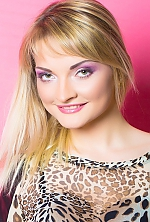 Ukrainian girl Svetlana,27 years old with blue eyes and blonde hair.
