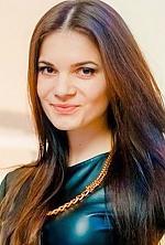 Ukrainian girl Lesya,22 years old with brown eyes and dark brown hair.