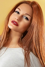 Ukrainian girl Ivanna,21 years old with blue eyes and light brown hair.
