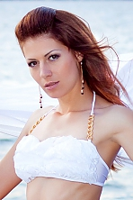 Ukrainian girl Natalia,27 years old with  eyes and  hair.