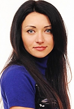 Ukrainian girl Tatyana,35 years old with grey eyes and black hair.