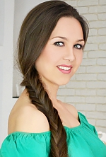 Ukrainian girl Yuliya,24 years old with green eyes and light brown hair.