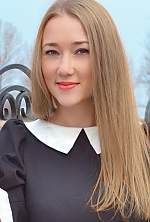 girl Evgeniya, years old with  eyes and  hair.