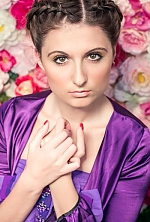 Ukrainian girl Marina,24 years old with  eyes and  hair.