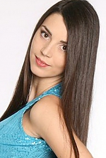 Ukrainian girl Irina,26 years old with brown eyes and dark brown hair.