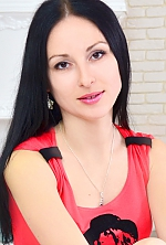 Ukrainian girl Nataliya,32 years old with hazel eyes and black hair.