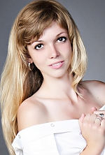 Ukrainian girl Ekaterina,25 years old with brown eyes and blonde hair.