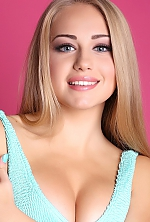 Ukrainian girl Irina,23 years old with blue eyes and blonde hair.