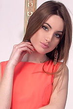 Ukrainian girl Katerina,23 years old with green eyes and light brown hair.