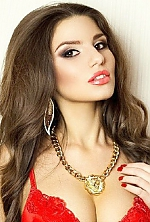 Ukrainian girl Elena,26 years old with brown eyes and dark brown hair.
