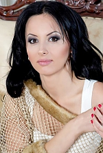 Ukrainian girl Natalia,33 years old with green eyes and black hair.