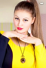 Ukrainian girl Darina,26 years old with grey eyes and light brown hair.