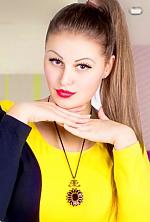 Ukrainian girl Darina,26 years old with grey eyes and light brown hair.