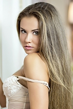 Ukrainian girl Daria,26 years old with green eyes and light brown hair.