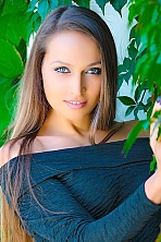 Ukrainian girl Elena,31 years old with  eyes and  hair.