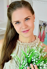 Ukrainian girl Albina,28 years old with green eyes and light brown hair.