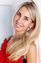 Ukrainian girl Natalia,39 years old with  eyes and  hair.