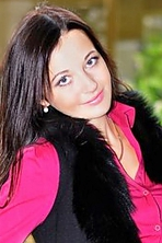 Ukrainian girl Natalia,29 years old with blue eyes and black hair.