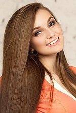 Ukrainian girl Ekaterina,21 years old with brown eyes and light brown hair.