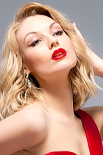 Ukrainian girl Maria,29 years old with  eyes and  hair.