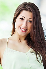 Ukrainian girl Ekaterina,21 years old with hazel eyes and dark brown hair.